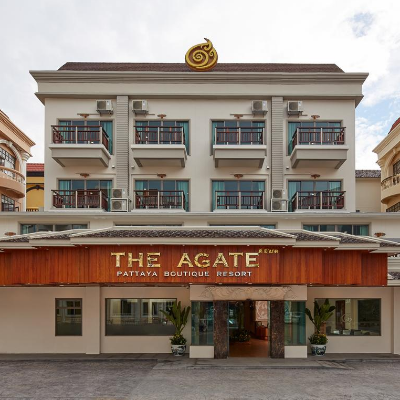 hotel icon The Agate Pattaya Boutique Resort