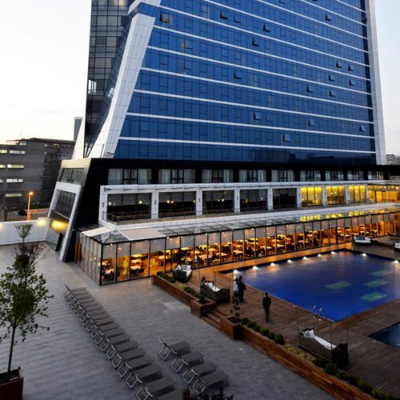 hotel icon Titanic Business Golden Horn Istanbul