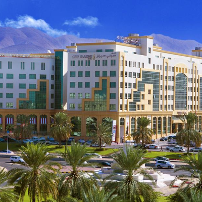 hotel icon City Seasons Hotel & Suites Muscat