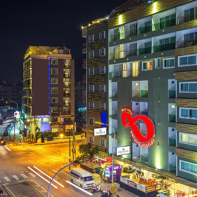 hotel icon Patong Holiday by Tuana Group