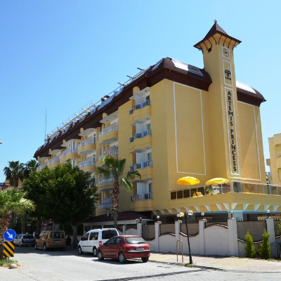 hotel icon Artemis Princess Hotel