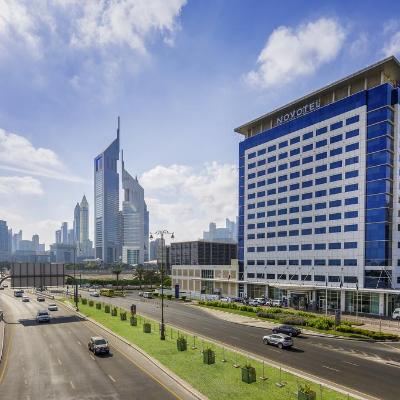 hotel icon Hotel Novotel World Trade Centre Dubai