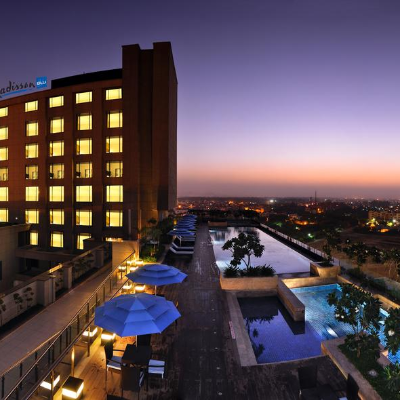 hotel icon Hotel Radisson Blu Hotel New Delhi Paschim Vihar