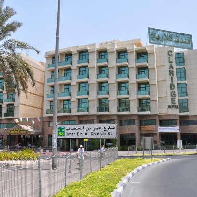 hotel icon Claridge Hotel Dubai