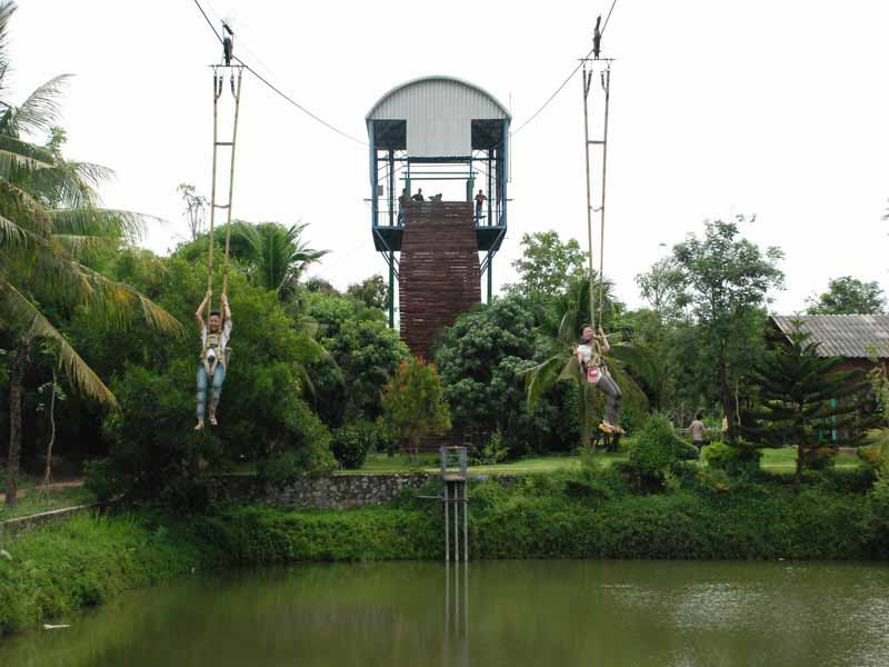 پارک تیراندازی پاتایا Pattaya Shooting Park